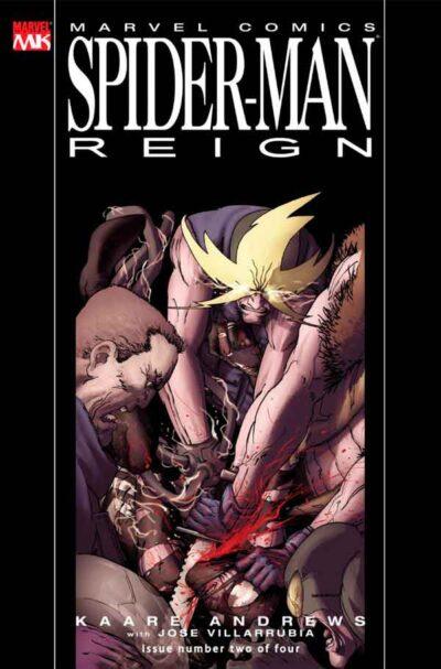 Spider-Man: Reign Vol 1 #2, Человек-паук: Стража Том 1 #2 читать скачать комиксы онлайн