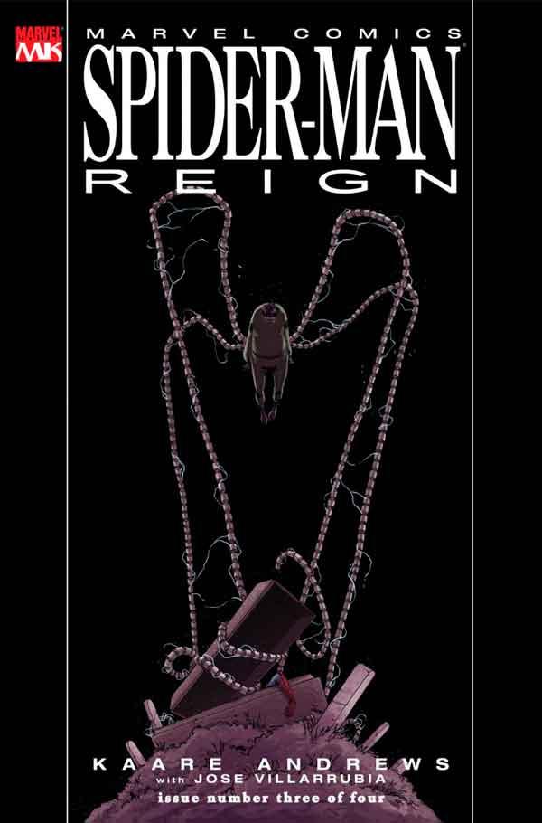 Spider-Man: Reign Vol 1 #3, Человек-паук: Стража Том 1 #3 читать скачать комиксы онлайн