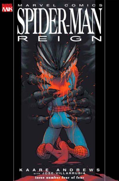 Spider-Man: Reign Vol 1 #4, Человек-паук: Стража Том 1 #4 читать скачать комиксы онлайн