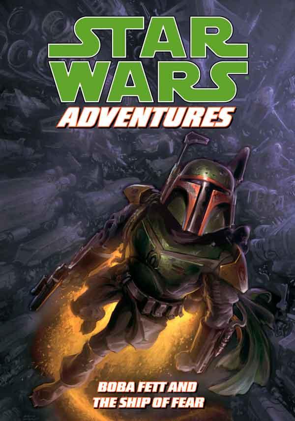 Star Wars Adventures: Boba Fett and the Ship of Fear #1, Звездные войны: Приключения: Боба Фетт и корабль страха #1 комиксы онлайн, читать комиксы Звёздные Войны