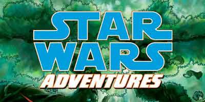 Star Wars Adventures Chewbacca and the Slavers of the Shadowlands, Звёздные войны: Приключения Чубакка и работорговцы из Тёмных Земель читать комиксы онлайн