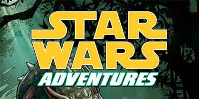 Star Wars Adventures: Luke Skywalker and the Treasure of the Dragonsnakes комиксы онлайн, Звездные войны: Приключения: Люк Скайуокер и сокровище Дракона комикс