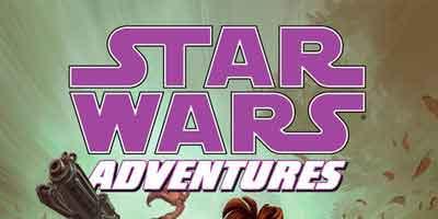 Звездные войны: Приключения: Принцесса Лея и королевский выкуп комиксы онлайн, Star Wars Adventures: Princess Leia and the Royal Ransom