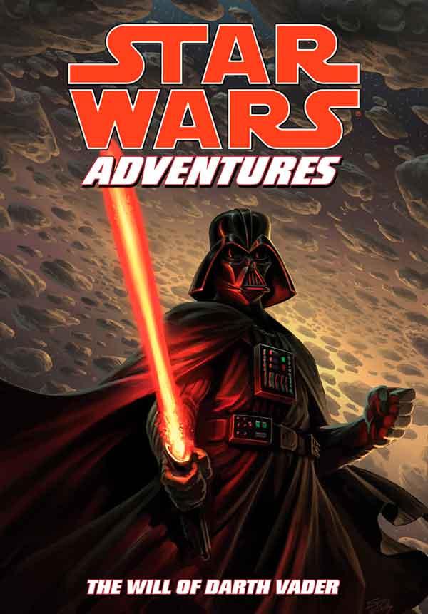 Star Wars Adventures: The Will of Darth Vader #1, Звездные войны: Приключения: Воля Дарта Вейдера #1 читать комиксы онлайн