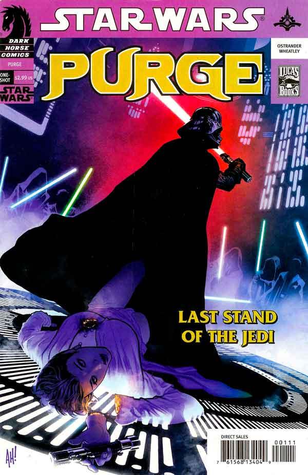 Звездные Войны: Чистка #1, Star Wars: Purge #1 читать комиксы онлайн