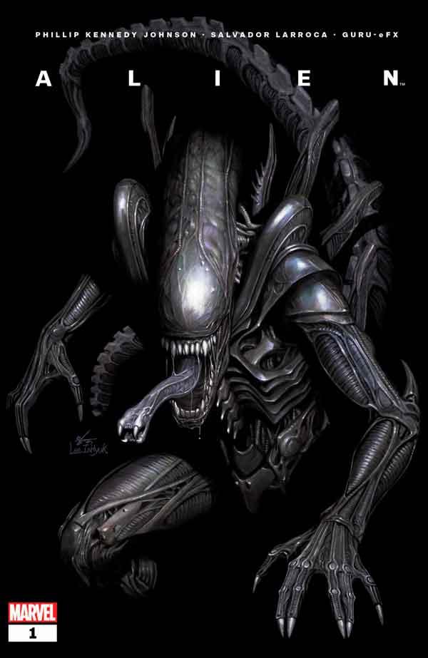 комиксы Чужие, Чужой # 1 Комиксы Marvel, Alien #1