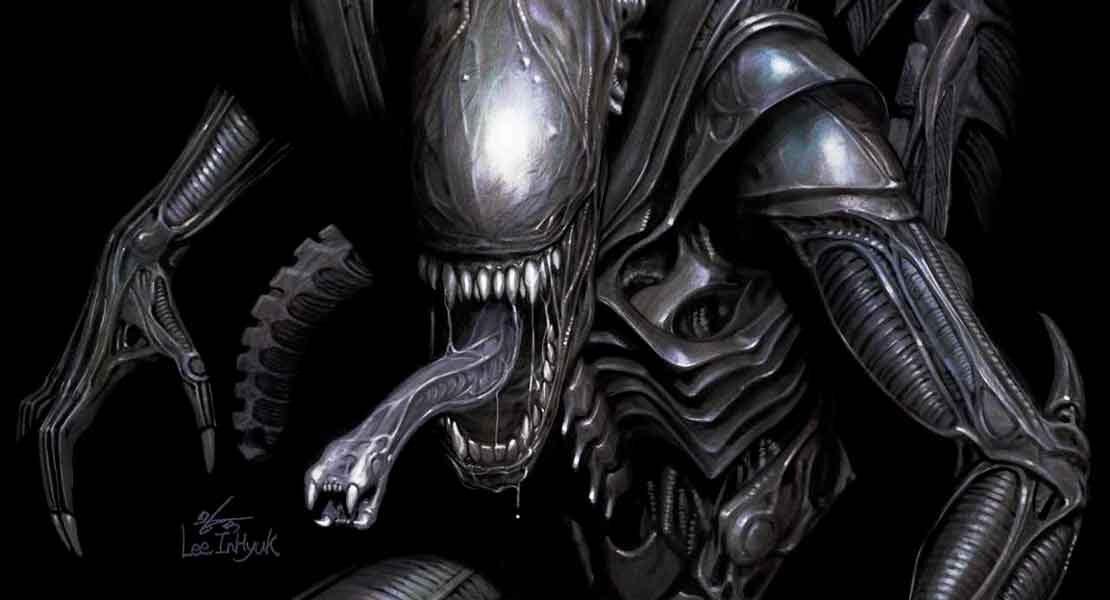 Alien #1 2020, комиксы Чужие (2020)