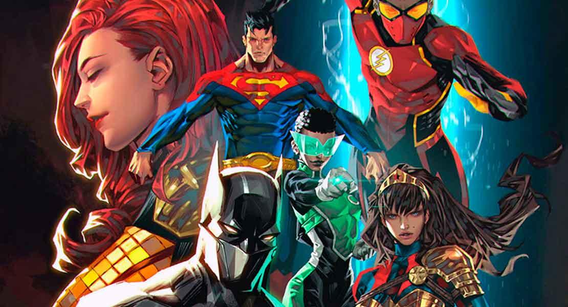 DC Future State, новый Бэтмен, комкисы ДС, Будущее состояние DC