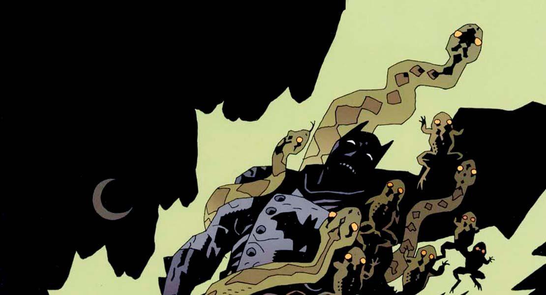 Batman: The Doom That Came to Gotham, Бэтмен: Гибель, пришедшая в Готэм, комиксы про Бэтмена, читать комиксы онлайн Бэтмен