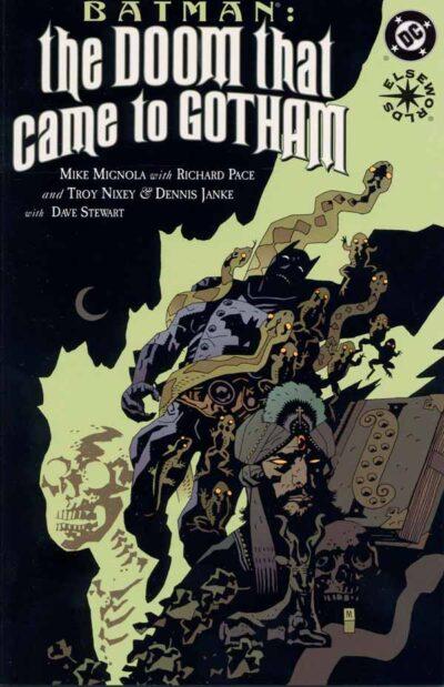 Batman: The Doom That Came To Gotham Vol 1 #2, Бэтмен: Погибель пришла в Готем Том 1 #2 читать скачать комиксы онлайн, комиксы про Бэтмена