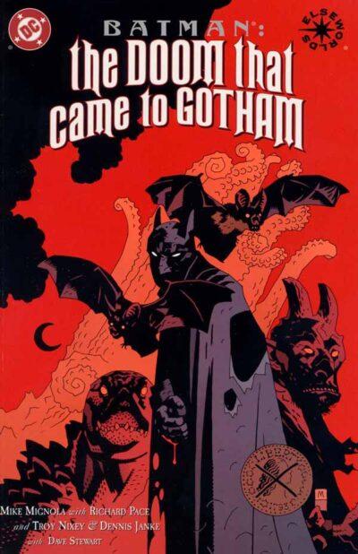 Batman: The Doom That Came To Gotham Vol 1 #3, Бэтмен: Погибель пришла в Готем Том 1 #3 читать скачать комиксы онлайн, комиксы про Бэтмена