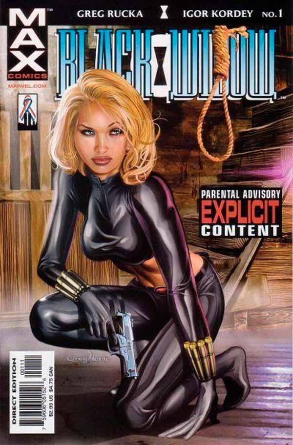 Black Widow: Pale Little Spider Vol 1 #1, Черная Вдова: Бледный паук Том 1 # 1, Комиксы про Елену Белову, комиксы Марвел Черная Вдова