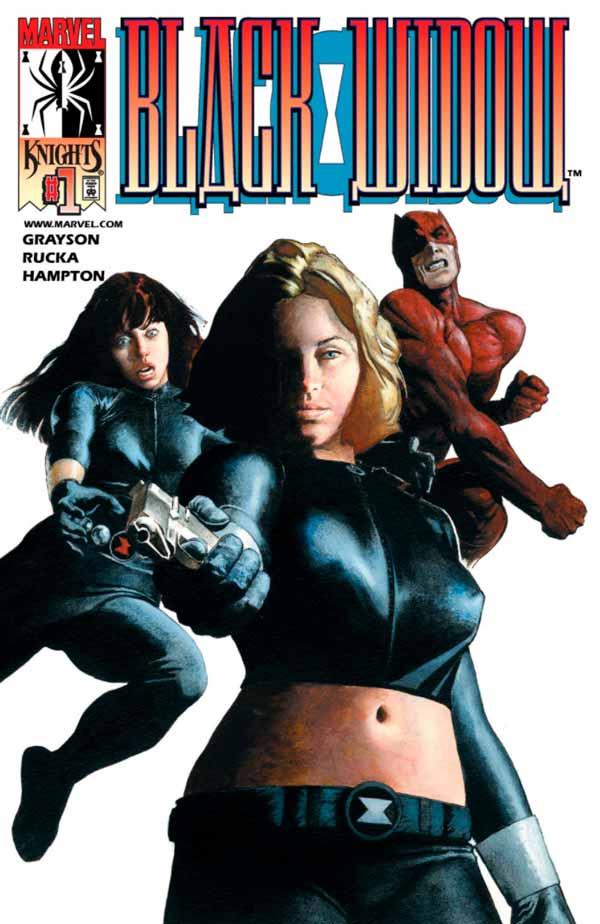 Black Widow Vol 2 #1, Черная Вдова Том 2 #1, Комиксы про Наташу Романов, Черная Вдова Марвел
