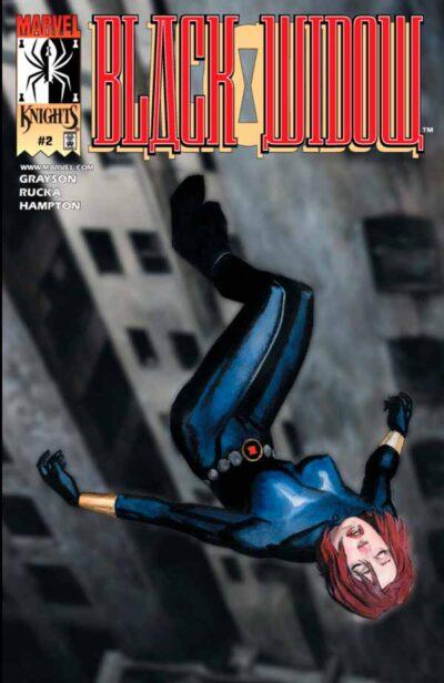 Black Widow Vol 2 #2, Черная Вдова Том 2 #2, Комиксы про Наташу Романов, Черная Вдова Марвел