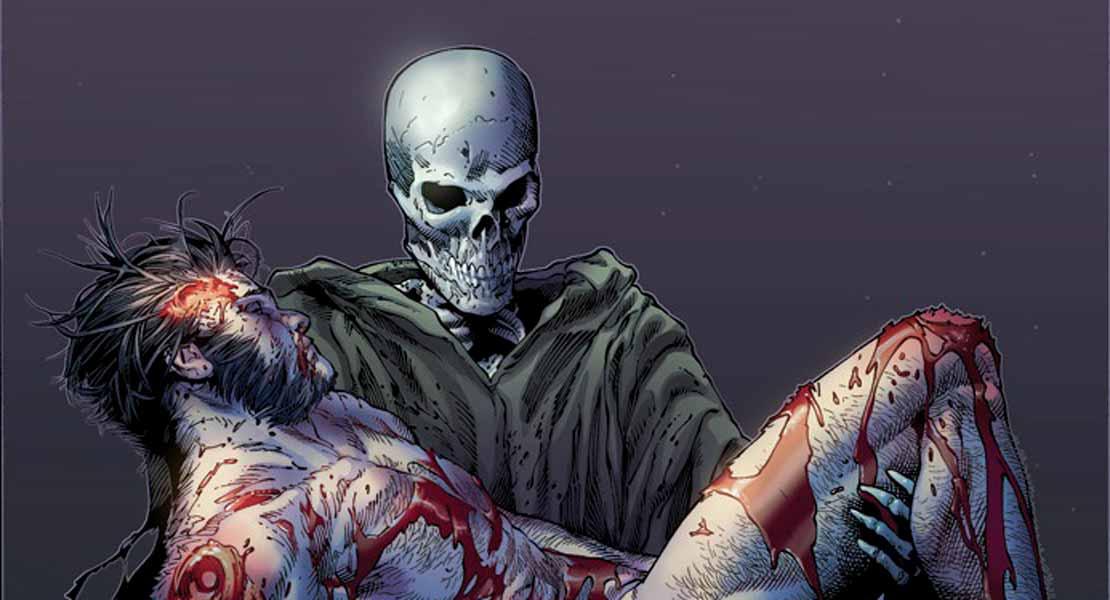 Death of Wolverine, Смерть Росомахи, Как Умер Росомаха, Смерть Логана Люди-Икс