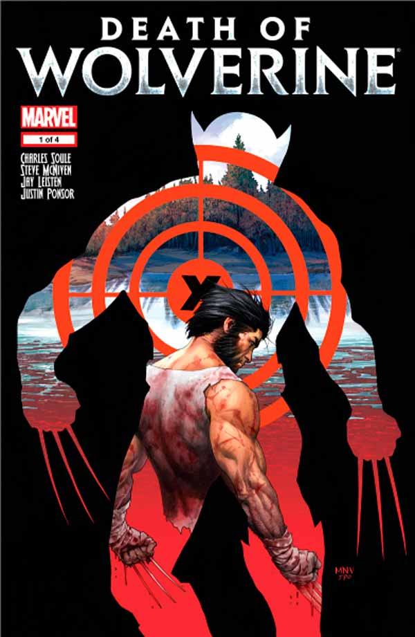 Death of Wolverine Vol 1 1, Смерть Росомахи Том 1 1 комиксы онлайн