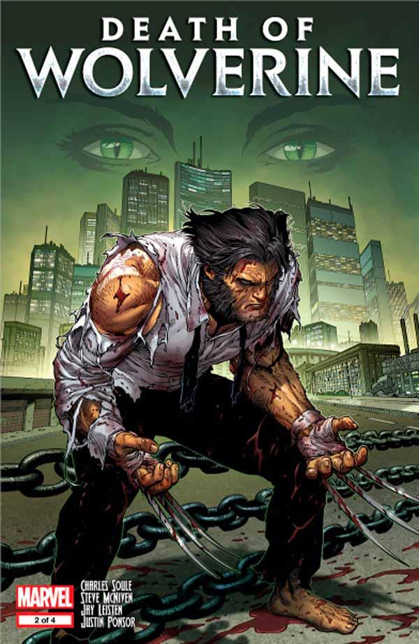 Death of Wolverine Vol 1 2, Смерть Росомахи Том 1 2 комиксы онлайн, Смерть Логана Марвел