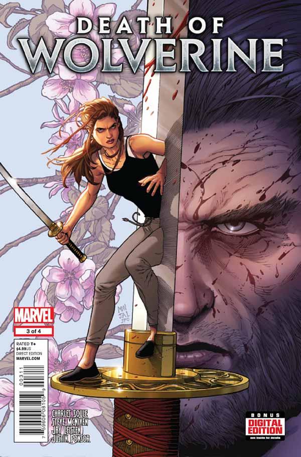 Death of Wolverine Vol 1 3, Смерть Росомахи Том 1 3 комиксы онлайн
