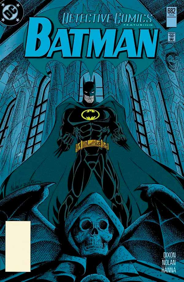 Detective Comics Vol 1 #682, комиксы про Бэтмена