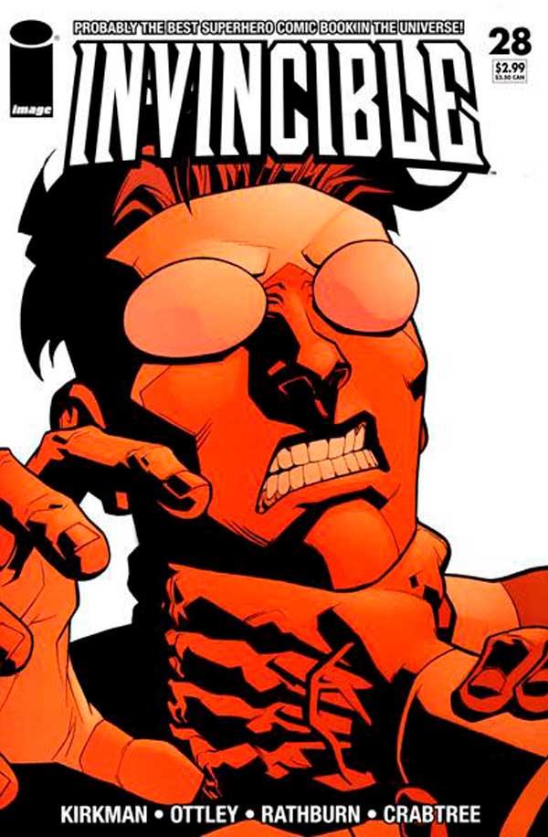 Неуязвимый (Invincible) #28 читать скачать комиксы онлайн, Марк Грейсон Непобедимый комиксы онлайн