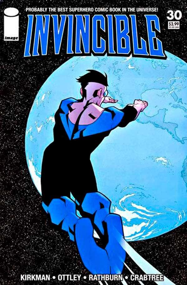 Неуязвимый (Invincible) #30 читать скачать комиксы онлайн, Марк Грейсон Непобедимый комиксы онлайн