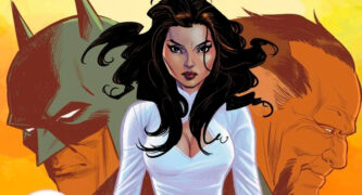 Талия аль-Гул в новой серии о Робине, Talia al Ghul, Dark Nights: Death Metal