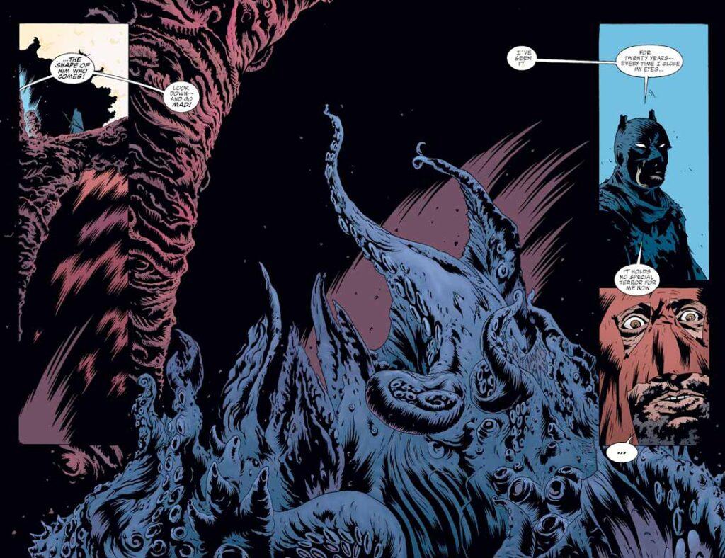 Batman: The Doom That Came To Gotham Vol 1, Бэтмен: Погибель пришла в Готем Том 1 читать скачать комиксы онлайн, комиксы про Бэтмена