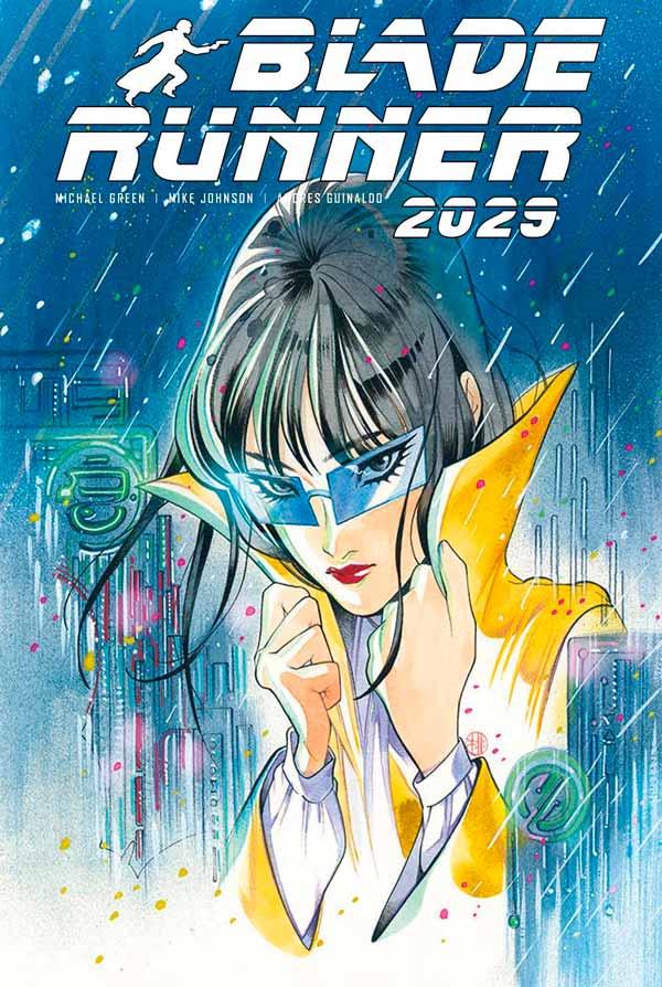 Бегущий по лезвию #1 2029 комиксы, Blade Runner #1 2029 comics, Peach Momoko
