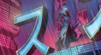 Бегущий по лезвию 2029 комиксы, Blade Runner 2029 comics