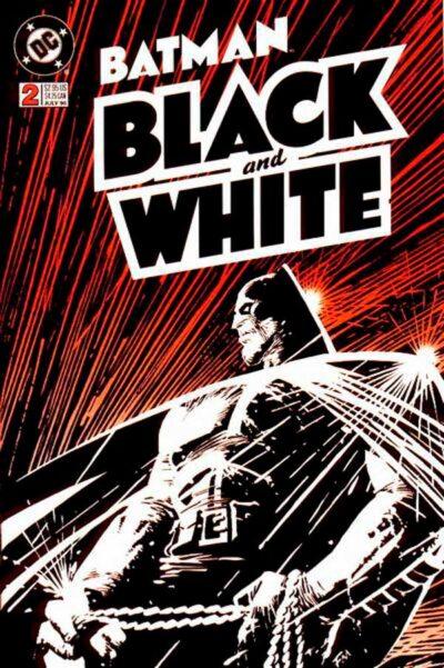 Batman: Black and White Vol 1 #2, Бэтмен: Черное и белое Том 1, читать комиксы Бэтмен: Черное и белое Том 1 #2