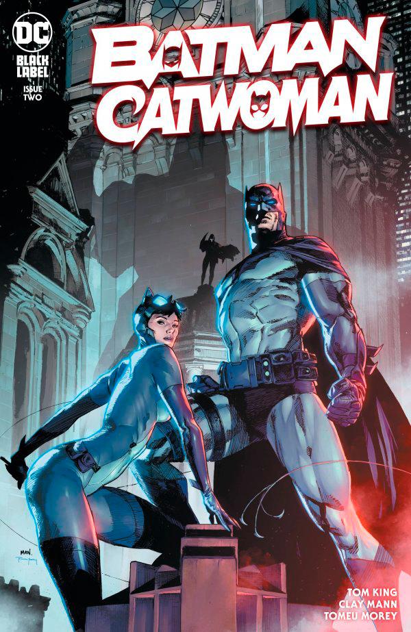 Batman/Catwoman Vol 1 #2, Бэтмен / Женщина-кошка Том 1 #2 комиксы онлайн, комиксы про Бэтмена и Женщину Кошку