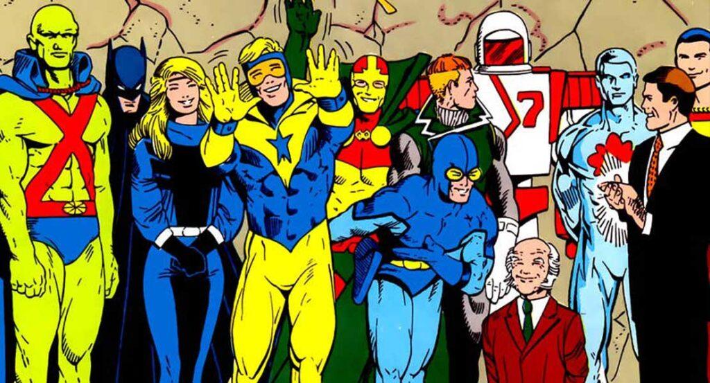 Международная Лига Справедливости, Justice League International, боиграфия персонажа Бэтмена