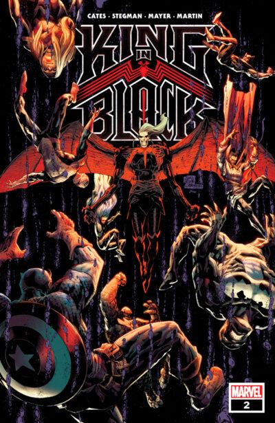 Король в Черном Том 1 #2, читать комиксы King in Black Vol 1 #2