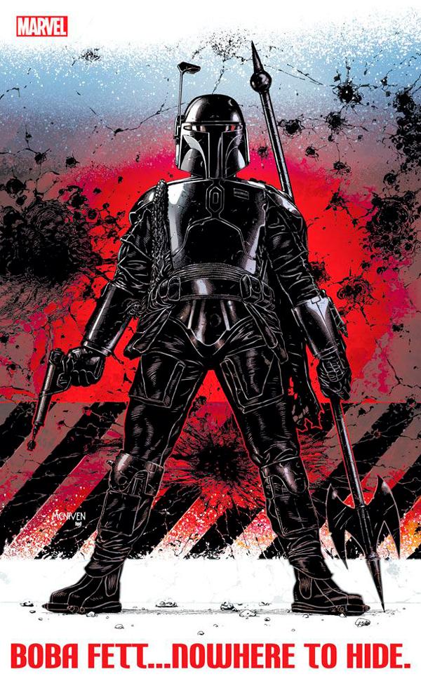 Комиксы про Боба Фета, комиксы Звездные Воины, комиксы Star Wars