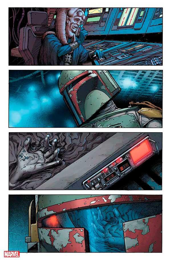 Звездные войны: Альфа Войны охотников за головами, Star Wars: War of the Bounty Hunters Alpha, комиксы онлайн, комиксы про Боба Фета, комиксы Звездные Воины