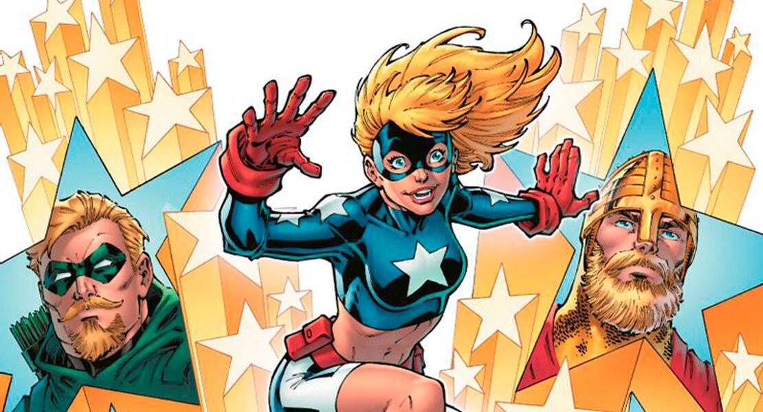 Старгерл, Stargirl Spring Break, Старгерл Весенние каникулы, комиксы Старгерл