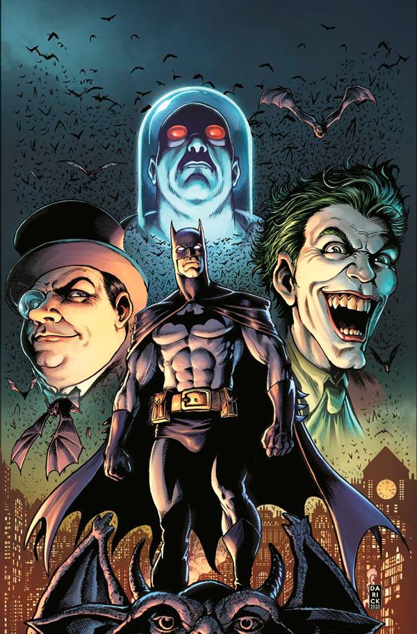 Legends of the Dark Knight, Легенды Темного Рыцаря, новая серия комиксов ДС, читать Легенды темного рыцаря