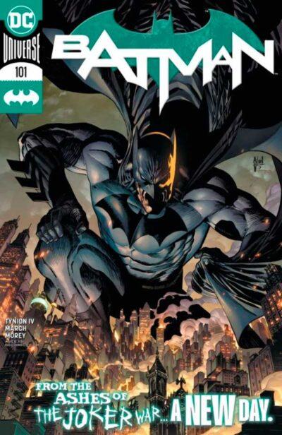 Бэтмен Том 3 #101, Batman Vol 3 #101 читать скачать комиксы онлайн