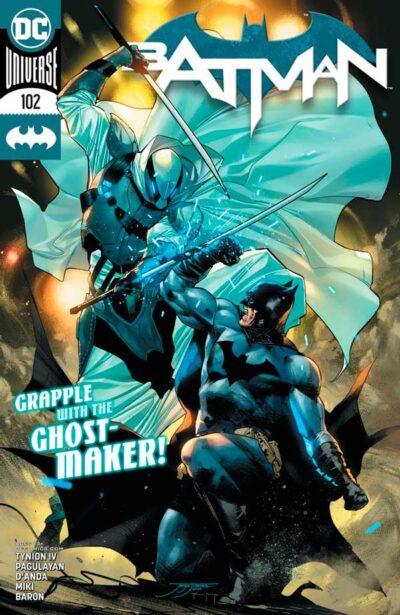 Бэтмен Том 3 #102, Batman Vol 3 #102 читать скачать комиксы онлайн