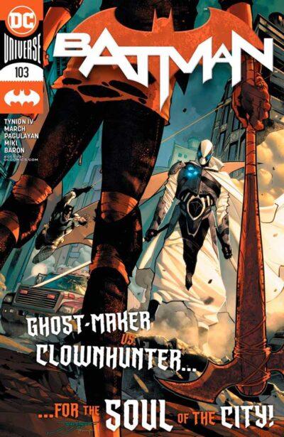 Бэтмен Том 3 #103, Batman Vol 3 #103 читать скачать комиксы онлайн