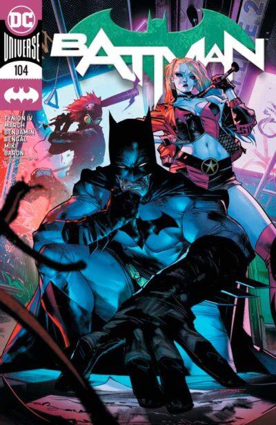 Бэтмен Том 3 #104, Batman Vol 3 #104 читать скачать комиксы онлайн