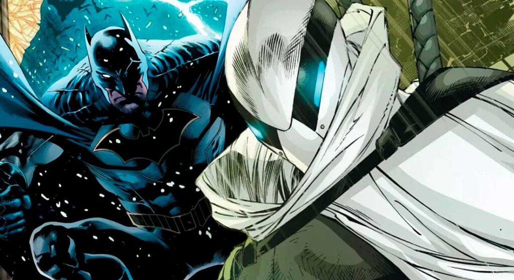 Ghost Maker и Бэтмен, Batman, Создатель призраков, комиксы ДС, DC