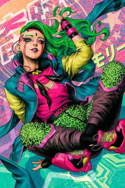 Miracle Molly, Чудо Молли, персонаж комиксов DC, Джеймс Тунион