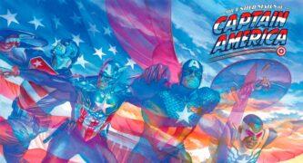 The United States of Captain America #1, Соединенные Штаты Капитана Америки # 1, Комиксы Капитан Америка читать